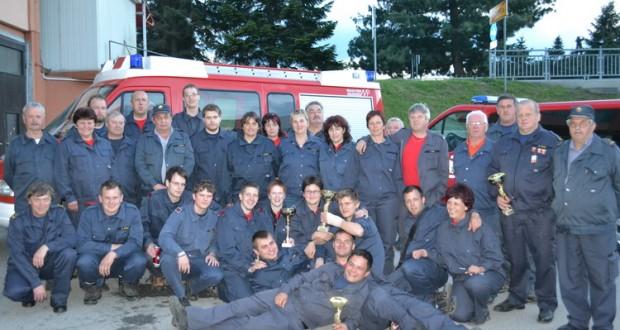 Tekmovanje Gasilske zveze Dravske doline