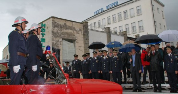 XVI. Kongres Gasilske zveze Slovenije – Koper, 25.05.2013