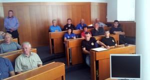 Srečanje zvez Tolmin, Bovec, Obalna gasilska zveza in Dravske doline