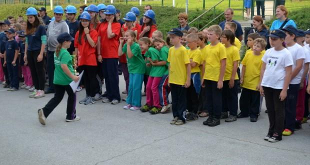Mladinsko tekmovanje Gasilske zveze Dravske doline